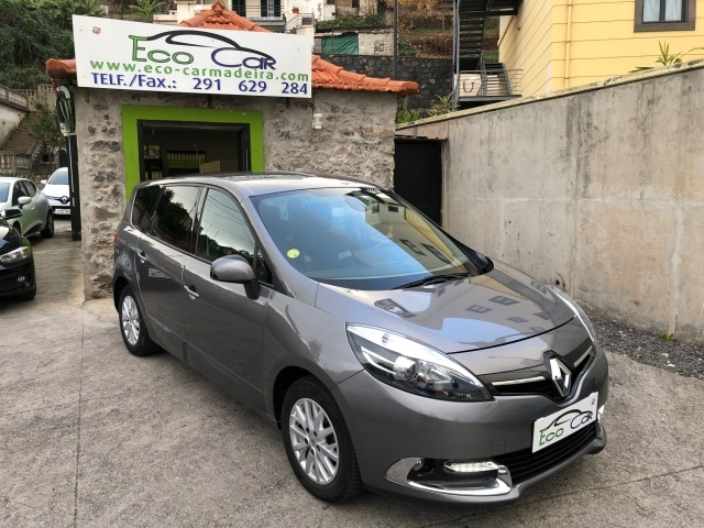 Renault Grand Scenic 1.5 DCI 7 lugares